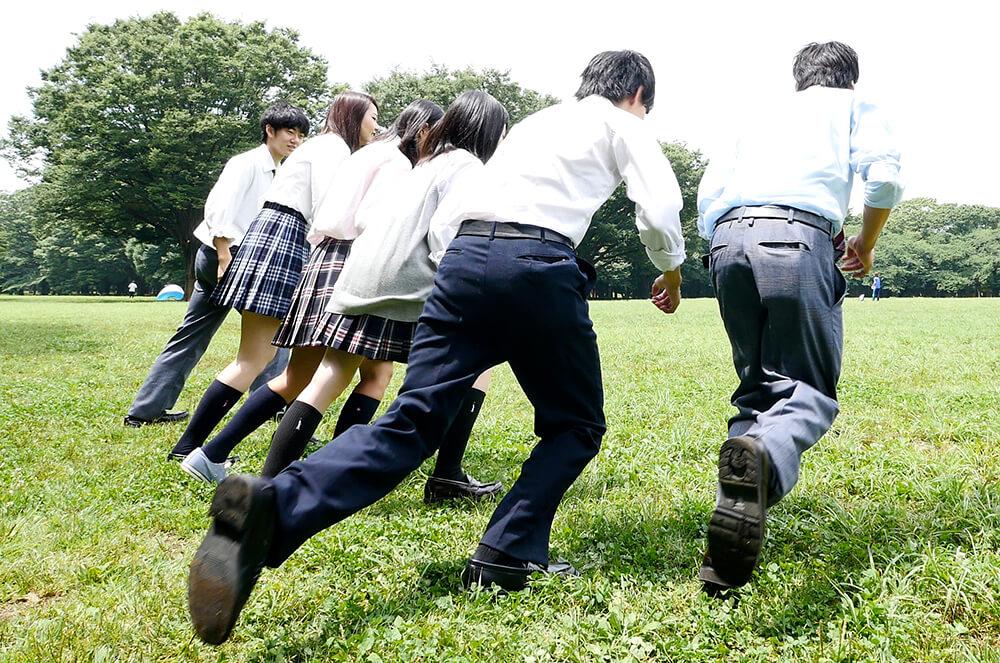 学校見学・個別相談 予約   学校法人代々木学園 代々木高等学校[公式]